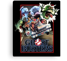 Real GhostBusters  Canvas Print