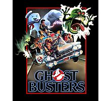 Real GhostBusters  Photographic Print