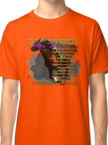 Triple Crown Winners 2015 Classic T-Shirt