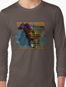 Triple Crown Winners 2015 Long Sleeve T-Shirt