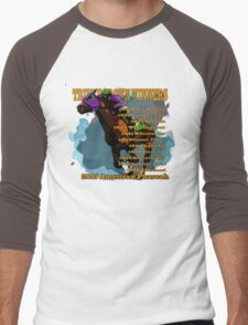 Triple Crown Winners 2015 Men's Baseball ¾ T-Shirt