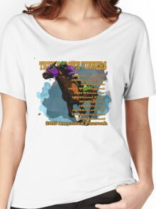 Triple Crown Winners 2015 Women's Relaxed Fit T-Shirt