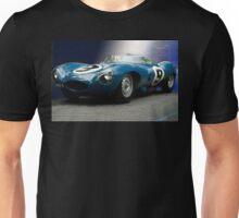 Jag Blue Unisex T-Shirt