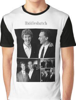Benedict Cumberbatch and Tom Hiddleston Graphic T-Shirt