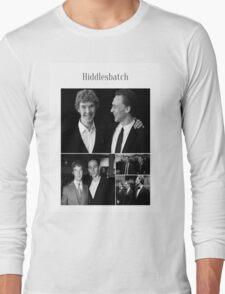 Benedict Cumberbatch and Tom Hiddleston Long Sleeve T-Shirt