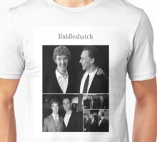 Benedict Cumberbatch and Tom Hiddleston Unisex T-Shirt