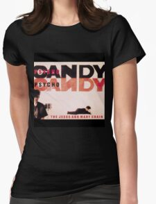 Psychocandy Womens Fitted T-Shirt