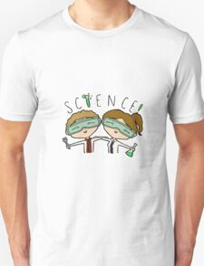 Science Babies Unisex T-Shirt