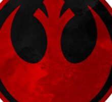 Rebel Alliance flight logo Sticker