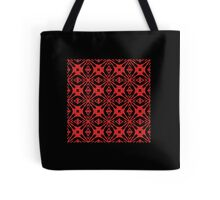 Obey Background Pattern Tote Bag