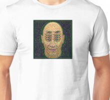 Trippy 8 Eyed Obama Unisex T-Shirt