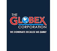 Globex Corporation T-Shirt Photographic Print