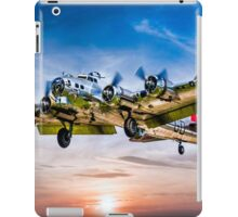 "Boeing B-17G Flying Fortress ""Yankee Lady"" iPad Case/Skin"