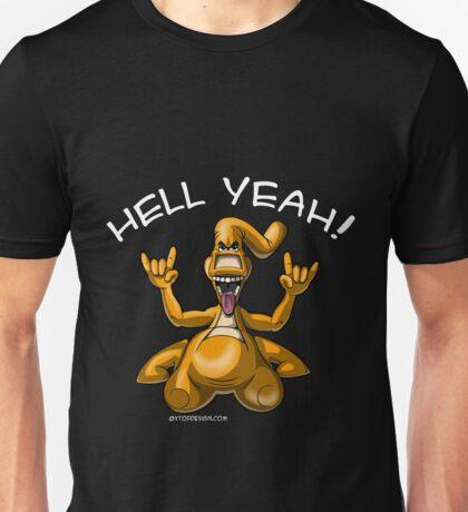 Gililimus - Hell yeah! Unisex T-Shirt
