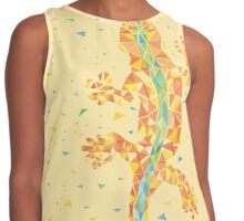 Golden Sands Barcelona Lizard Contrast Tank