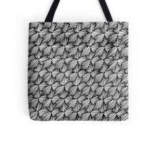 Zentangle Paradox Tote Bag
