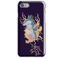 Wolf Macabre iPhone Case/Skin