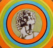 Apollo alla Galleria degli Uffizi by federico cortese