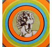 Apollo alla Galleria degli Uffizi Photographic Print