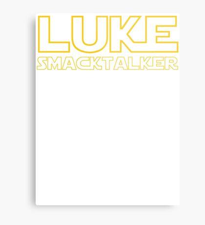 Luke Smacktalker Metal Print
