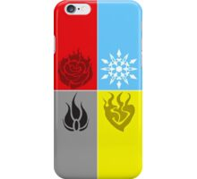 RWBY Symbols 2 iPhone Case/Skin