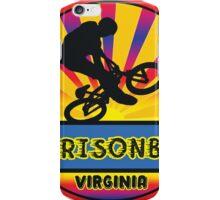 MOUNTAIN BIKE HARRISONBURG VIRGINIA BIKING MOUNTAINS iPhone Case/Skin