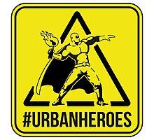 #UH logo Photographic Print