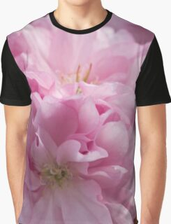 pink flowers on the trees Graphic T-Shirt