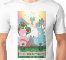 Tarot - VI The Lovers: Reese and Cyrus ACNL Unisex T-Shirt