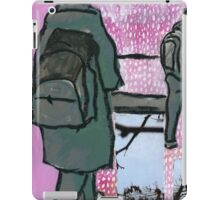 Towards the Station Building iPad Case/Skin