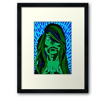 Future Death Series. Framed Print