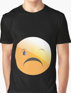 emotion cry Graphic T-Shirt