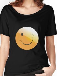 emotion wink Women's Relaxed Fit T-Shirt