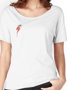 Zig Zag Tear  Women's Relaxed Fit T-Shirt