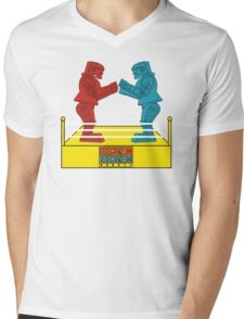 Rock'em Sock'em - 2D Original Mens V-Neck T-Shirt
