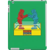 Rock'em Sock'em - 2D Original iPad Case/Skin