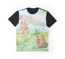 Summer Flight Graphic T-Shirt