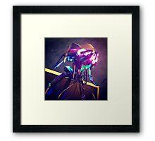 Martian Tripod  Framed Print