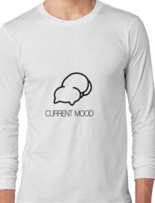 current mood Long Sleeve T-Shirt