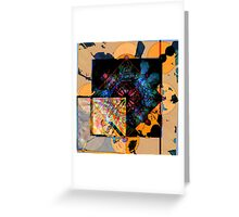 FLIPPING THE PRIMITIVE SWITCH 1 Greeting Card