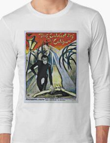 Caligari Poster 2 Long Sleeve T-Shirt