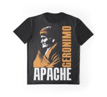 GERONIMO-APACHE Graphic T-Shirt