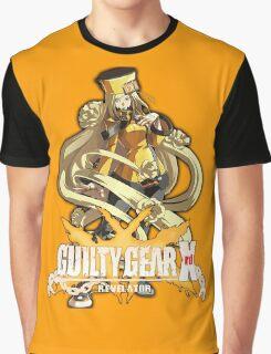 Guilty Gear XrdR- Milla Graphic T-Shirt