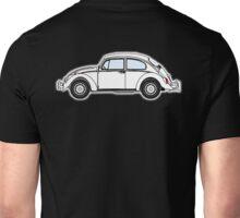 VW, Volkswagen, Beetle, Bug, Motor, Car, WHITE Unisex T-Shirt
