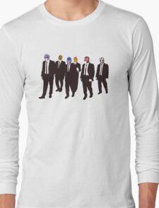 Los Perros De Reserva Long Sleeve T-Shirt