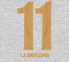 Real Madrid CF - La Undécima - Champions League Winners 2016 One Piece - Short Sleeve