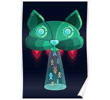 CatShip Poster