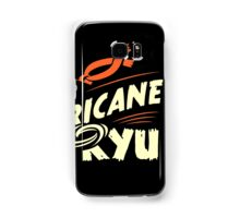 Hurricane Ryu Samsung Galaxy Case/Skin
