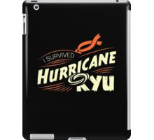 Hurricane Ryu iPad Case/Skin