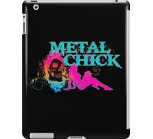 METAL CHICK iPad Case/Skin